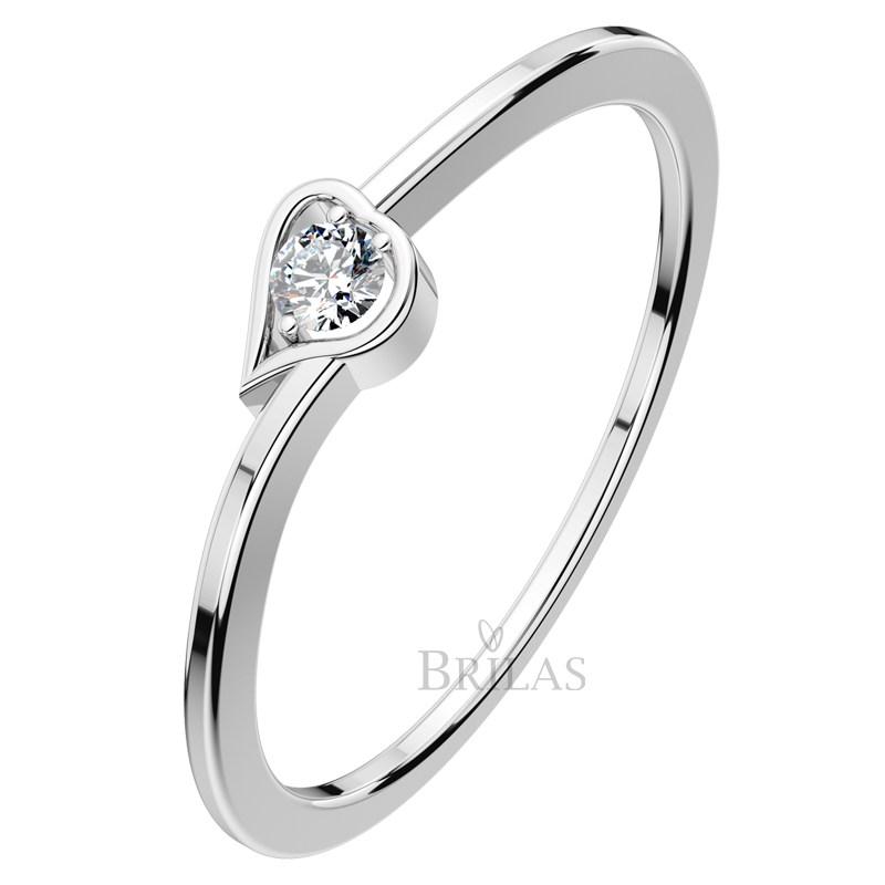 levné zásnubní prsteny brilas