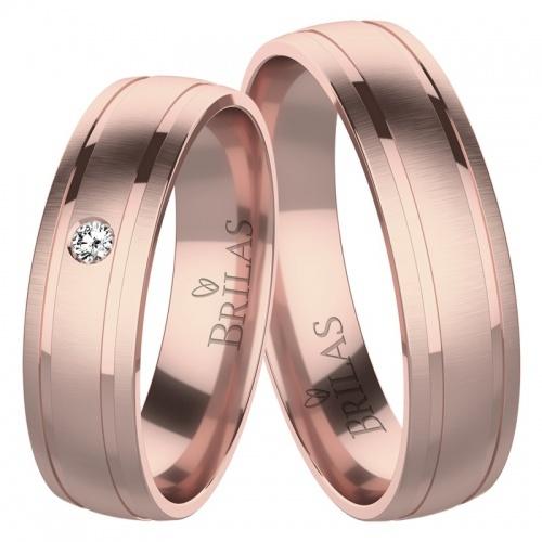 Snubní prsteny z titanu