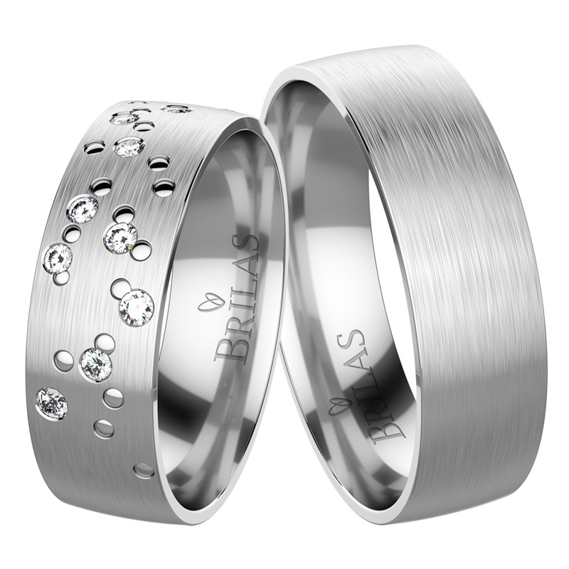 Snubní prsteny kolín